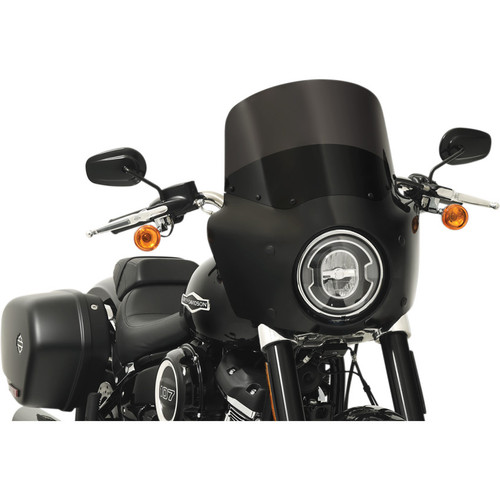Memphis Shades Road Warrior Fairing for 2018-2019 Harley Sport Glide