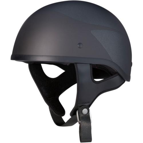 Z1R CC Beanie Half Helmet - Speed Flame