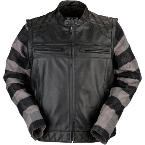 Z1R Ordinance 3-in-1 Leather Jacket