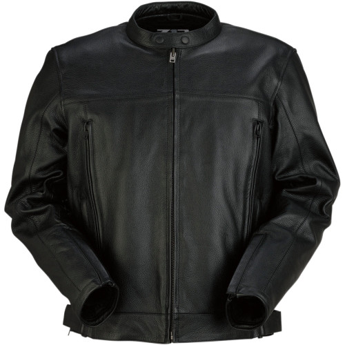 Z1R Arsenal Leather Jacket