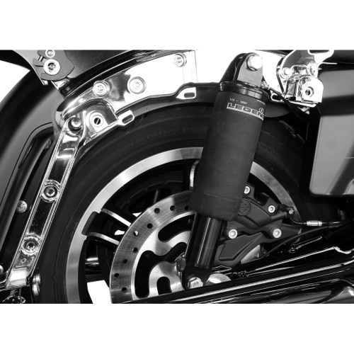 Legend Black Air-A Tri-Glide Air Suspension for 2009-2019 Harley Trike