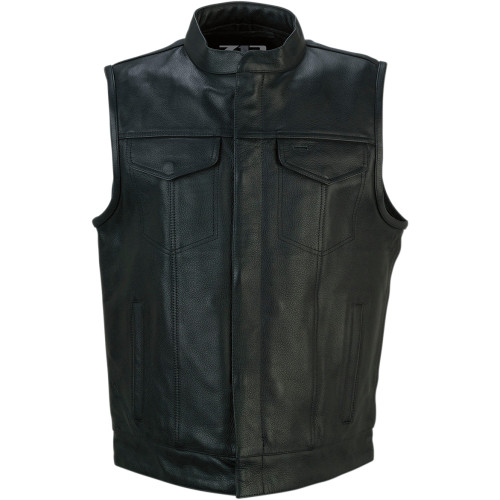 Z1R Vindicator Leather Vest