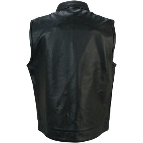 Z1R Vindicator Leather Vest