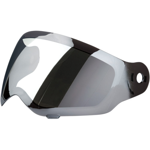 Z1R Range Helmet Face Shield - Mirror