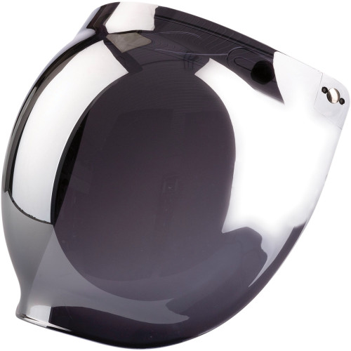 Z1R Flip Up Bubble Face Shield - Mirror