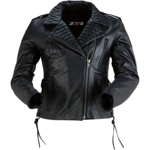 Z1R Women's Forge Leather Jacket