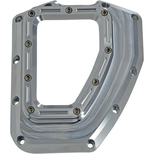 Trask Assault Series Cam Cover for Harley Twin Cam - Raw
