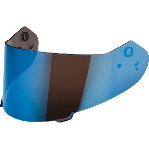 Speed and Strength SS900 Face Shield - Blue Irridium