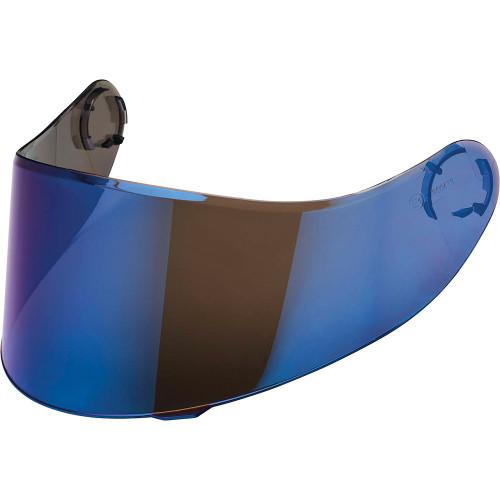 Speed and Strength SS4100 Face Shield - Blue Iridium