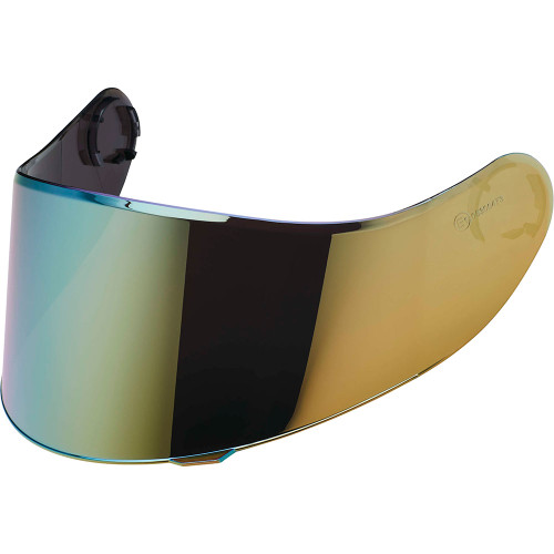 Speed and Strength SS4100 Face Shield - Gold Iridium