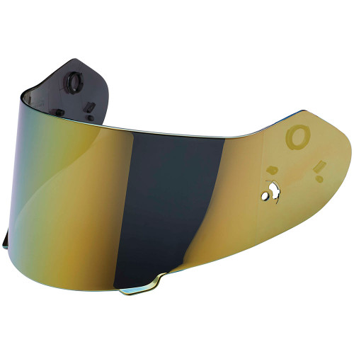Speed and Strength SS5100 Face Shield - Gold Iridium