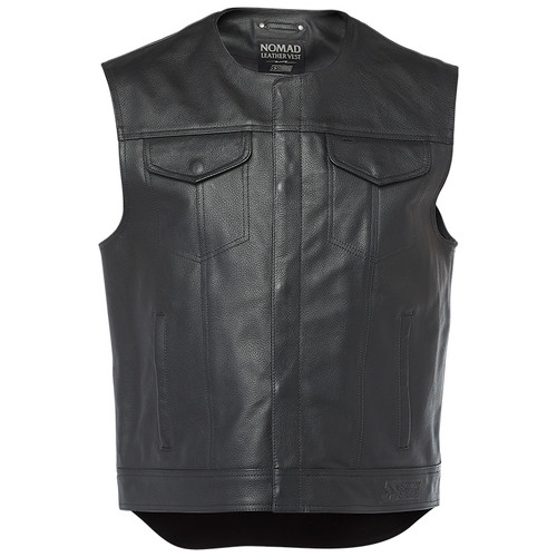 Speed and Strength Nomad Leather Vest
