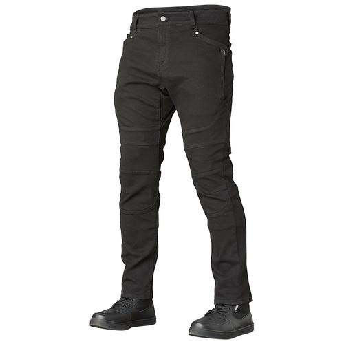 Speed and Strength Havoc Slim Fit Moto Jeans - Black