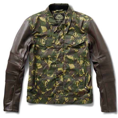 Roland Sands Johnny Textile Jacket - Camouflage