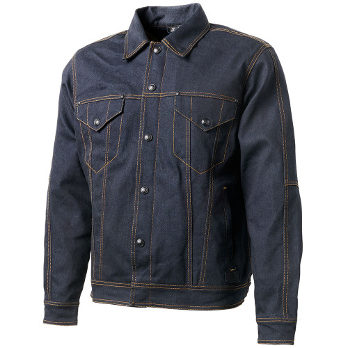Roland Sands Denim Indigo Jacket