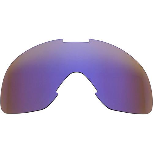 Biltwell Overland Lens - Violet Mirror/Brown