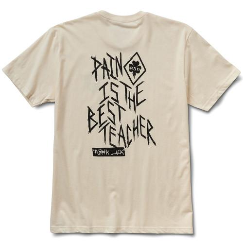 Roland Sands Pain T-Shirt - White