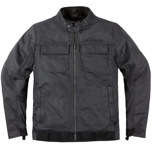 Icon 1000 Brigand Jacket - Black