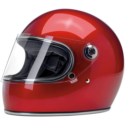Biltwell Gringo S ECE Helmet - Metallic Candy Red