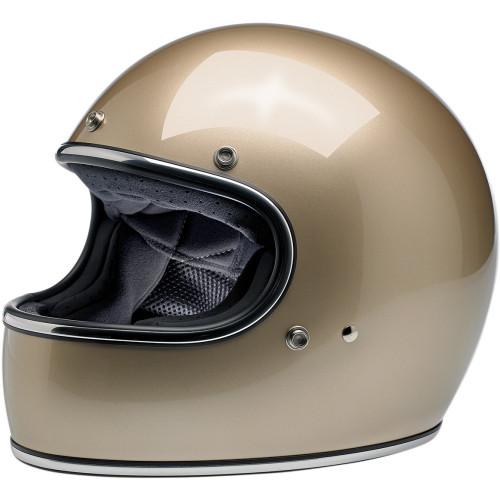 Biltwell Gringo ECE Helmet - Metallic Champagne