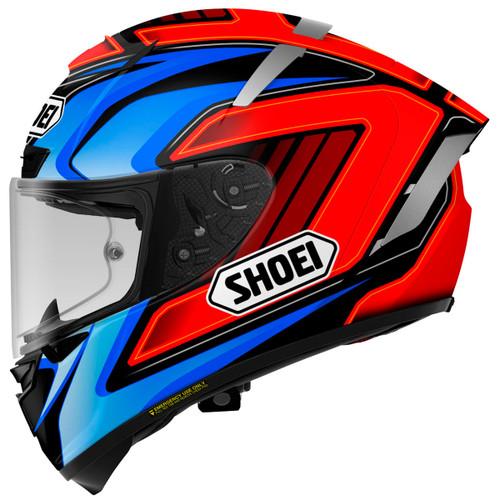 Shoei X-14 Helmet - HS55 TC-1