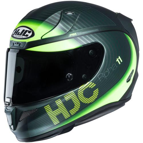 HJC RPHA 11 Pro Helmet - Bine MC-3HSF