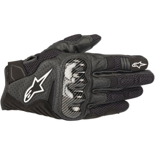 Alpinestars SMX-1 Air V2 Gloves - Black