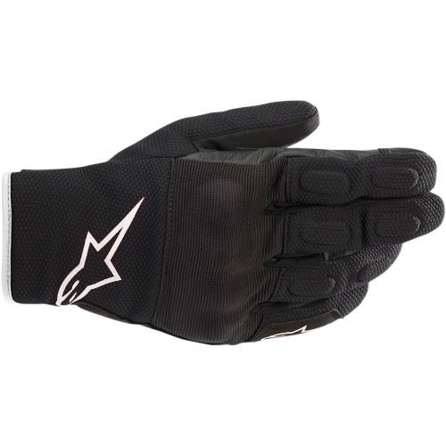Alpinestars S-Max Drystar Gloves - Black/White