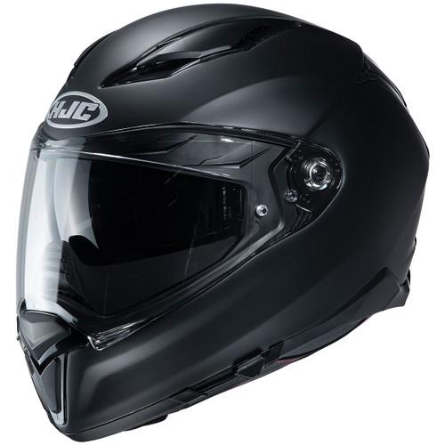 HJC F70 Helmet - Semi-Flat Black