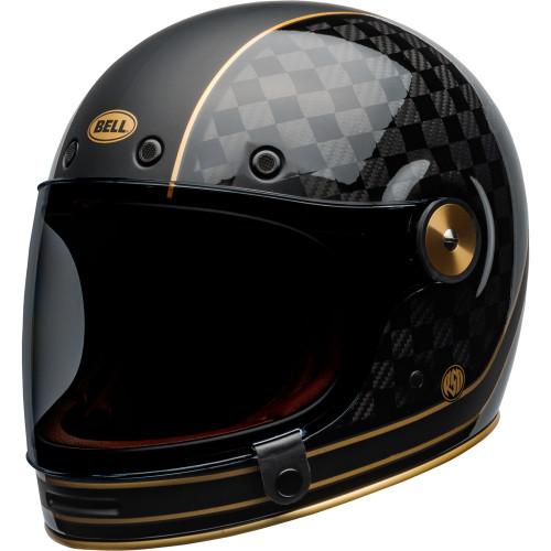Bell Bullitt Helmet - Carbon RSD Check It Matte/Gloss Black