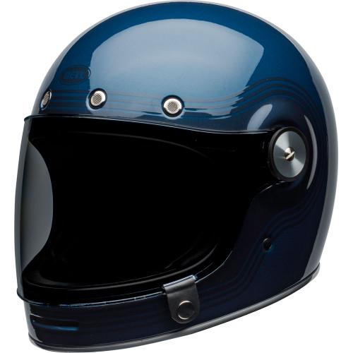 Bell Bullitt Helmet - Flow Gloss Light Blue/Dark Blue