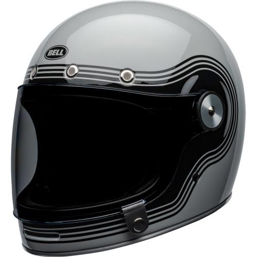 Bell Bullitt Helmet - Flow Gloss Gray/Black