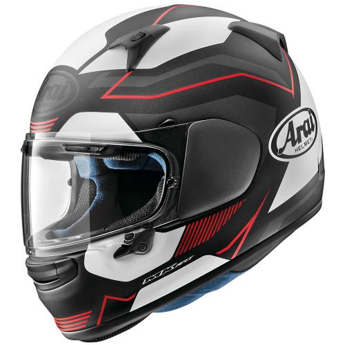 Arai Regent-X Helmet - Sensation Red