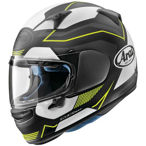 Arai Regent-X Helmet - Sensation Yellow