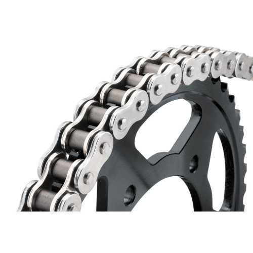BikeMaster 530 x 120 BMZR Series Chain - Chrome