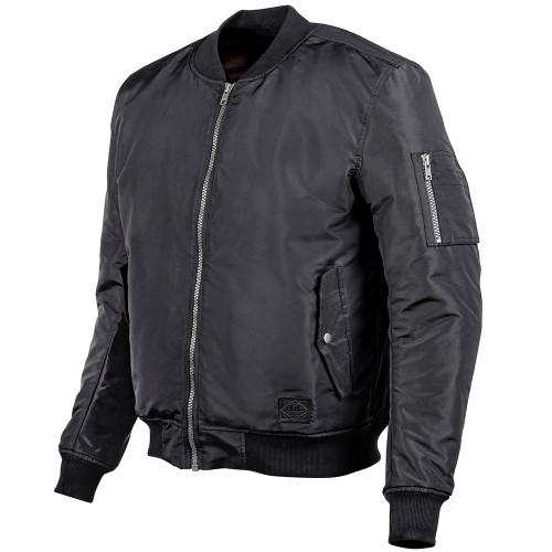 Cortech Skipper Waterproof Bomber Jacket - Black