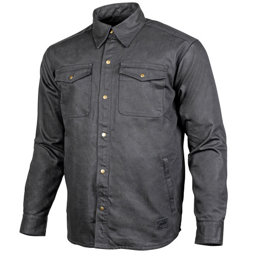 Cortech Voodoo Wax Cotton Riding Shirt