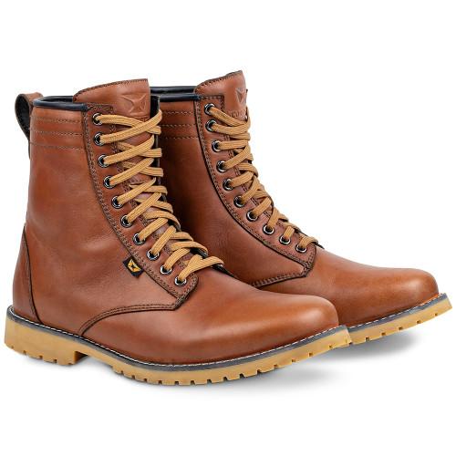 Cortech Executive Riding Boots - Brown