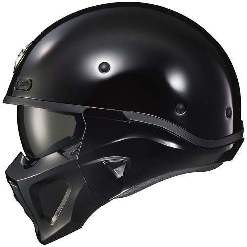 Scorpion Covert X Helmet - Black