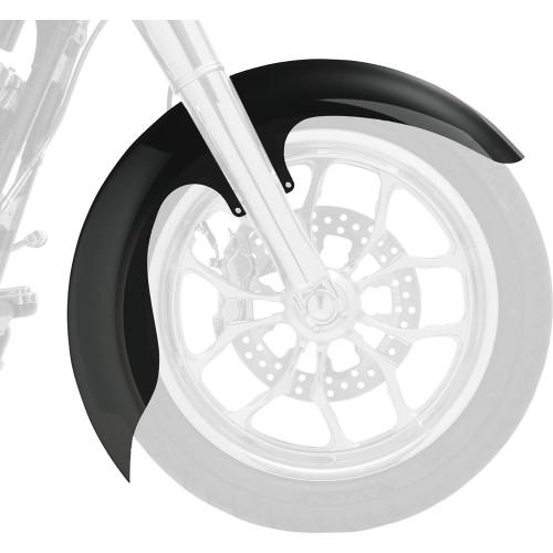 Klock Werks Jal Alal Hugger Series Front Fender for 2014-2020 Harley Touring