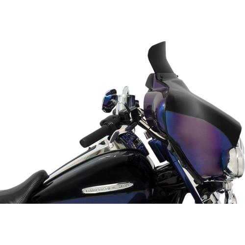 "Memphis Shades 5"" Spoiler Windshield for 1996-2013 Harley Touring - Dark Smoke"