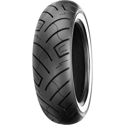Shinko SR777 H.D. Rear Tire - 150/80-16 - Wide Whitewall