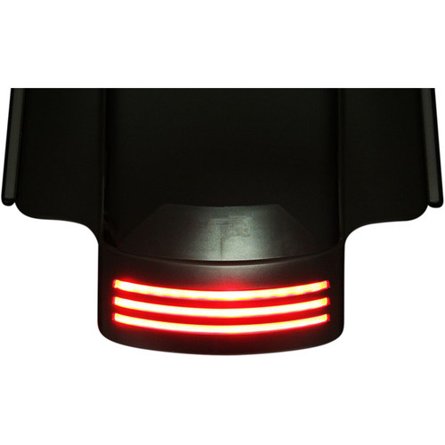 Custom Dynamics Probeam Dual Intensity LED Tribar for 2014-2020 Harley Touring - Red