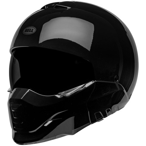 Bell Broozer Helmet - Gloss Black