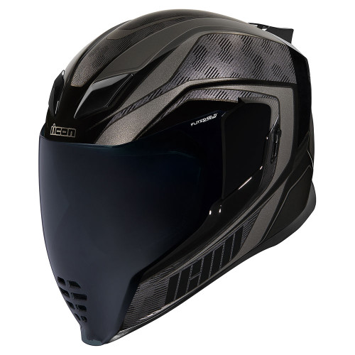Icon Airflite Helmet - Raceflite Black