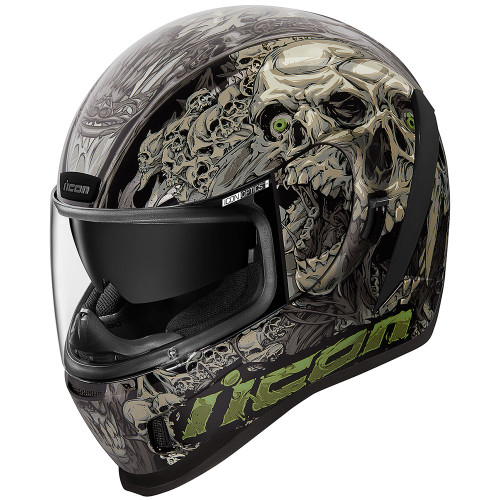 Icon Airform Helmet - Parahuman Black