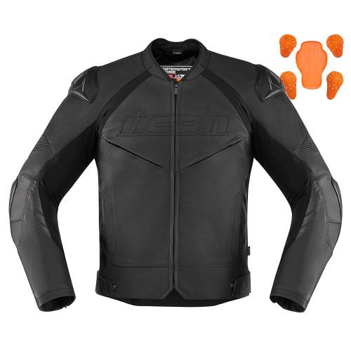 Icon Hypersport2 Prime Jacket - Black