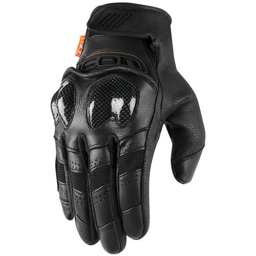 Icon Contra 2 Gloves - Black