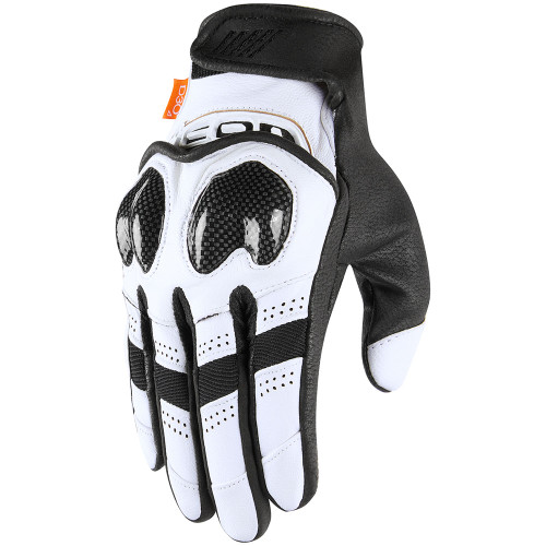 Icon Contra 2 Gloves - White