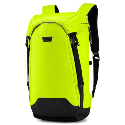 Icon Squad4 Backpack - Hi-Viz Yellow